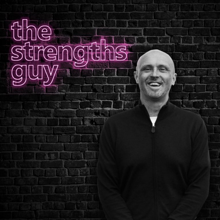 The Strengths Guy